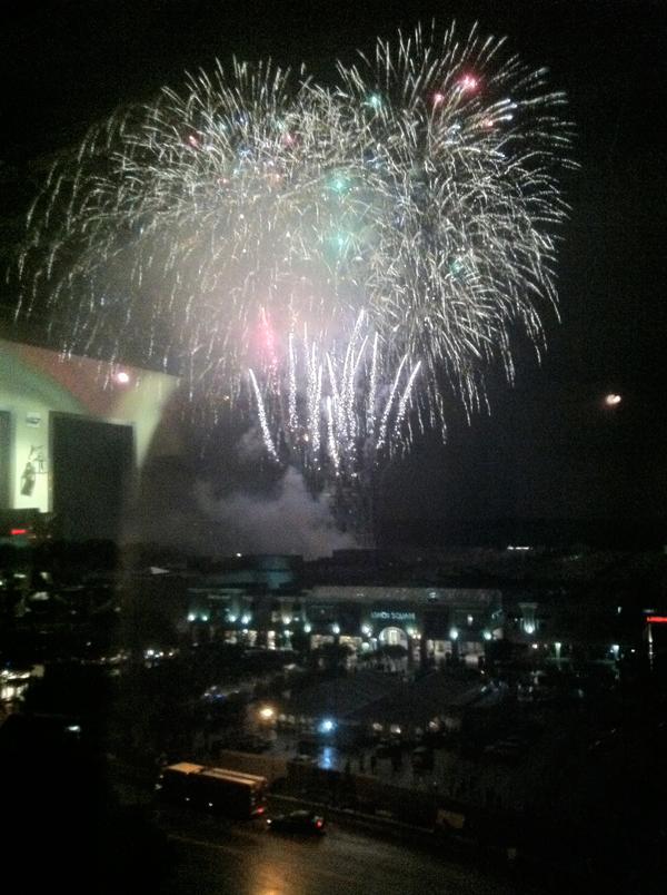 fireworks Lenox 2