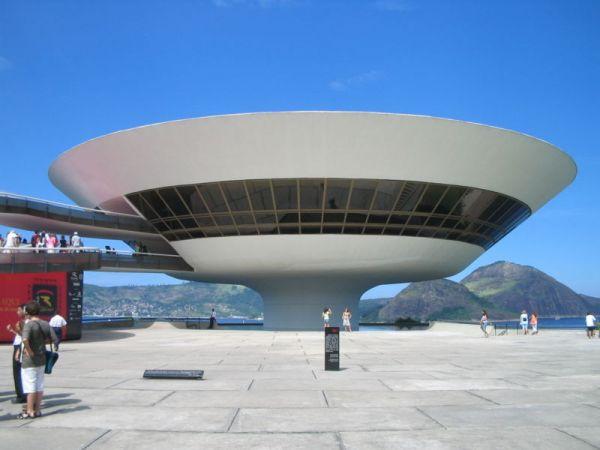 Museu de Arte Contemporânea de Niterói — MAC