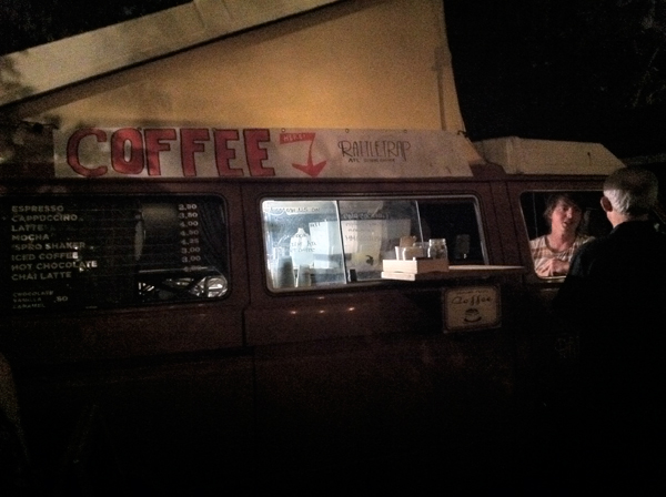 coffee truck Atlanta