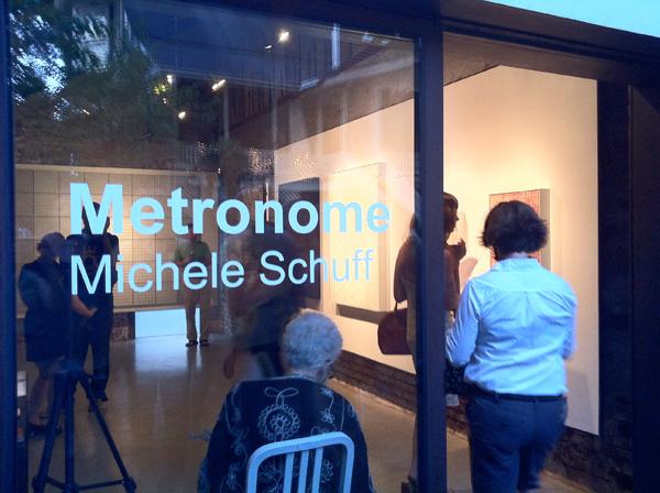 Metronome at whitespace