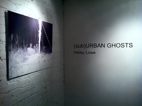 Hailey Lowe (sub)URBAN GHOSTS
